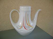 Seltmann Weiden Bavaria Retro | ... Théière Design Vintage 70 80 Porcelaine SELTMANN WEIDEN BAVARIA tbe