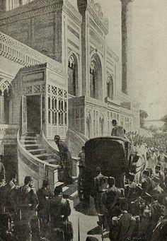 Sultan Abdülhamid Han - ISTANBUL