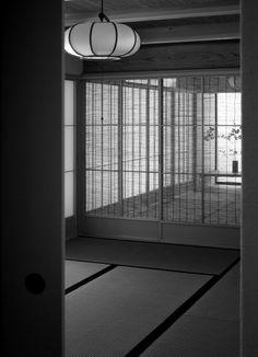 japanese room, 障子, 簾戸