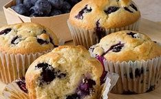 One of my favorite breakfasts involves a muffin and lots of fruits. But wait! Aren't muffins unhealthy and full of calories?? Not these muffins. Danette May's Fat Burning Blueberry Muff…