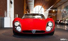2013 Passione per il design Italiano - Alfa Romeo T33 Stradale