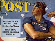 A short, entertaining history of Rosie the Riveter.   Web Originals : Ask History: Rosie the Riveter
