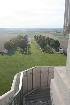 Villers-Bretonneux Military Cemetery & Australian Memorial  Fouilloy  Somme  France  Sir Edwin L. Lutyens (1869- 1944), Principal Architect  George Hartley Goldsmith (1886/7-1967), Assistant Architect  CWGC WW1 Cemetery & Memorial