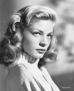 Lauren Bacall 21 (1945)