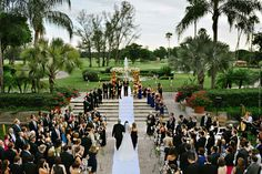 Wedding Venue: The Biltmore Hotel Miami