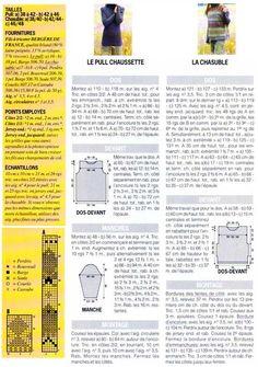 [Tricot] Le pull chaussette et la chasuble - La Boutique du Tricot et des Loisirs Créatifs