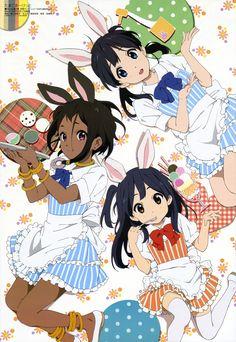Yukiko Horiguchi, Kyoto Animation, Tamako Market, Anko Kitashirakawa, Tamako Kitashirakawa