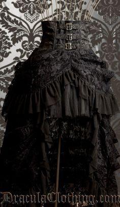 vêtements dracula