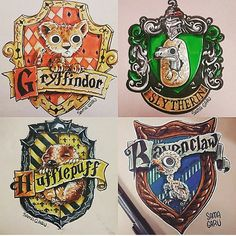 Baby House Crests