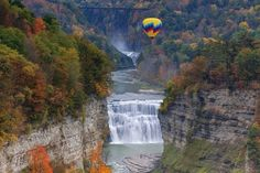 Letchworth State Park, New York