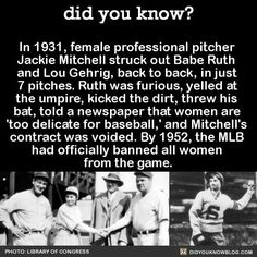 What bullshit I guess Babe Ruth ain't my fav anymore