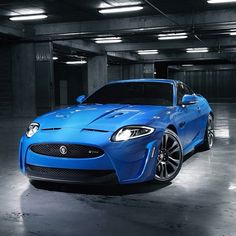 Hell yea! Jaguar XKRS