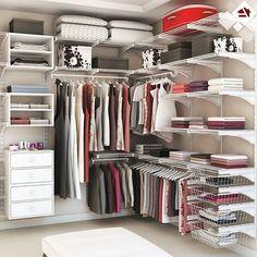 Que tal montar um lindo closet aí na sua casa?   Acesse www.aramado.com e confira nossos combos  #lojavirtual #design #decoração #organização #photo #like #follow #instadecor #home #kitchen #estiloaramado #meuestiloaramado #ofertaaramado #inspiraçãoAramado