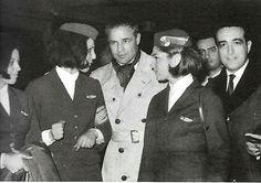 Marlon Brando  Olympic Airways crew 1957-1965