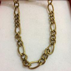 5M Atq Bronze Tone Iron Jewelry Chain Y315
