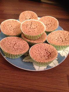Marenkisuklaa muffinit
