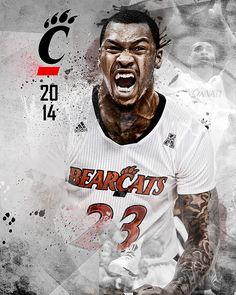Cincinnati Bearcats Basketball on Behance