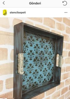 1 million+ Stunning Free Images to Use Anywhere Small Wood Projects, Diy Projects, Letterpress Drawer, Painted Trays, Decoupage Box, Wood Tray, Barbie Furniture, Diy Crafts To Sell, Painting On Wood
