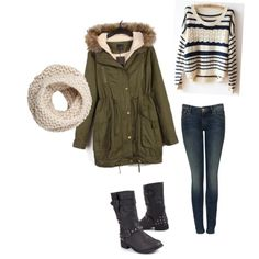 Perfect outfit for Winter/ Fall in Cheney. If you haven't noticed... Boots are an essential!