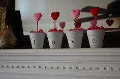 Valentine's decoration