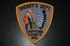 Chippewa County Sheriff Patch, Wisconsin (Current Issue)
