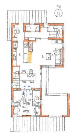 間取りの中で、子供寝屋をどこに置くか、それぞれの家族で、その考え方は色々と違ってきます。新築時、お子さんが、中学生もしくは高校生以上の場合、それほど悩むこ...