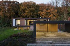 Villa R by C. F. MOLLER in Aarhus, Denmark