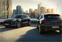 New - Porsche Macan