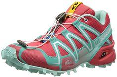 Salomon Women's Speedcross 3 Trail Running Shoe.  $62.65