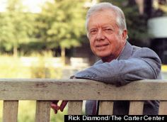 US President Jimmy Carter, a real tragic hero who struggled against the perfidy of his political opponents and came out unsullied and a better man than most presidents