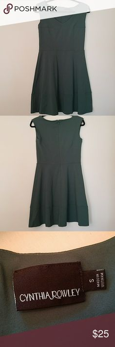 """Cynthia Rowley Dress Barely used, Excellent condition  Perfect for a holiday party!  Women's Size S Length 34"""" Bust 32"""" Waist 30"""" Clean smoke free home Cynthia Rowley Dresses"""