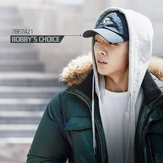 Bobby iKon for NEPA 2015 Fall/Winter Season Pictorial