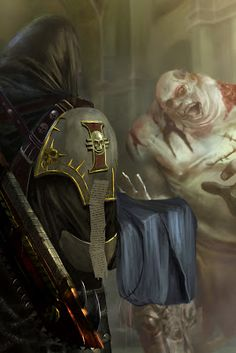 Faeit 212: Warhammer 40k News and Rumors: Can Radical Inquisitors Get into Chaos Armies?
