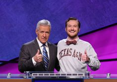 Aggie wins $50,000 in 'Jeopardy!' College Championship...whoop!