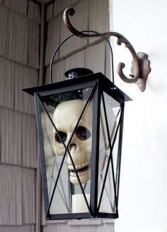 25 Halloween Lights You Need for Your Porch via Brit   Co