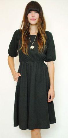67b2eb6b16a NEWSOM DRESS by curator sf  Karen Schulman Dupuis Postpartum Fashion