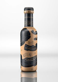 Ouzo Packaging Design7