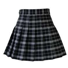 Preppy plaid skirt clothes plus size women high waist pleated skater skirt aline school skirt uniform with inner shorts Plaid skirt outfits ideas what to wear plaid skirts Adrette Outfits, Preppy Outfits, Skirt Outfits, Fashion Outfits, Fashion Women, High Fashion, Cute Skirts, Short Skirts, Mini Skirts