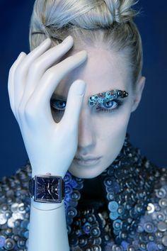 Vogue Gioiello Time beauty editorial 1