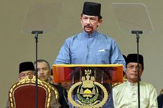 Brunei adopts 'phase