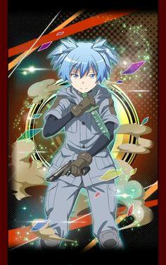 Assclass Mobile game cards!  Ansatsu Kyoushitsu