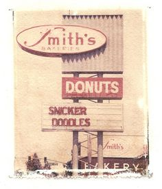 Smith's Bakery - Bakersfield, California