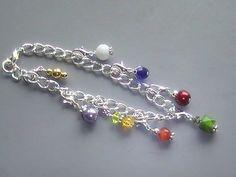 D.O.T.S. Bracelet - young women value colors charms