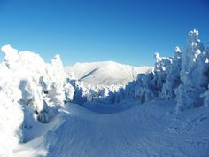 View from the summit of Cannon Mountain New Hampshire  #winter #summit #cannon #mountain #hampshire #photography