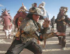 American samurai (© REUTERS/Jim Urquhart)