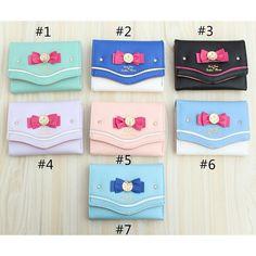 Sailor Moon Zipper Wallet SP168624