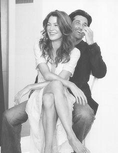 Meredith & Derek | Grey's Anatomy <3