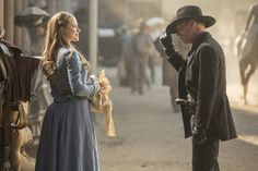 Which 'Westworld' Characters Are Hosts & Which Are Real It Can Be Hard To Tell The Difference - Bustle