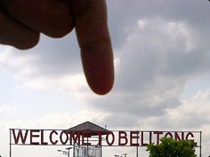 @BelitongBeach Holding Hands