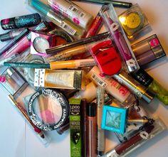 50 pc Hard Candy Makeup WHOLESALE LOT !! Lips Nails Eyes Face !! NO DUPLICATES! #HardCandy